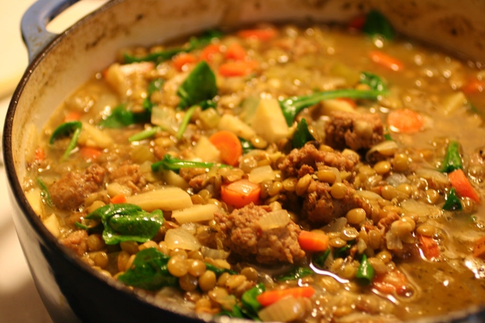pot meal - Whitney