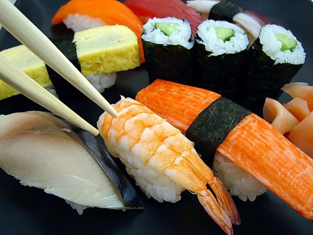 sushi - Tony Gladvin George