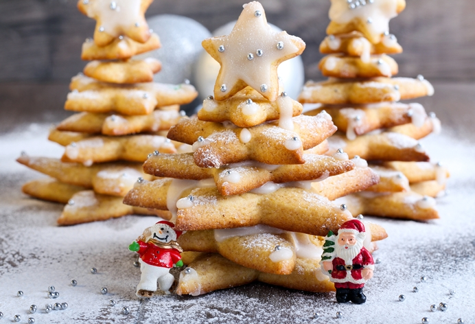 Flavour diaries Christmas Baking - Gingerbread Cookies 2