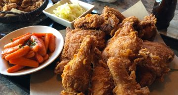 Watch: Fried chicken done three ways