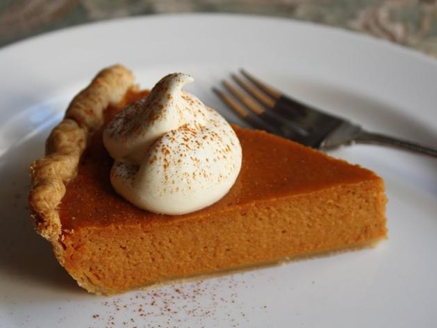Namrata Pai baking class - pumpkin pie