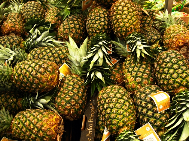 Pineapple - Seuss, Flickr