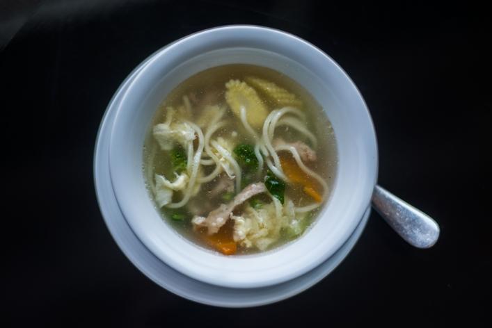 Renaissance-9963 chicken noodle