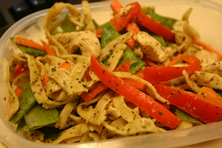 Thai noodle salad_Martin Cathrae, Flickr