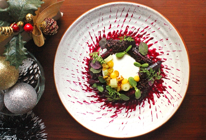 The Clearing House- Christmas Special Menu - Baby Beets 2