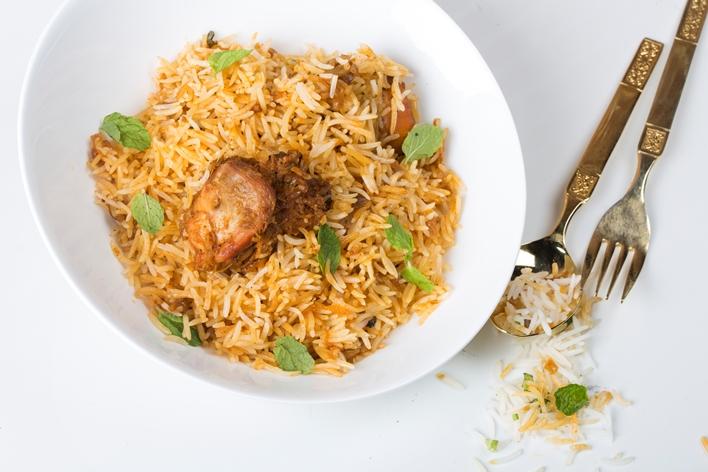 UMRAAN_Chicken Bhuna Biryani