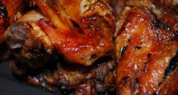 Recipe: Honey Sriracha chickenwings