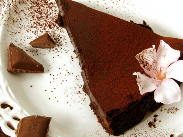 chocolate pie -tandcake, Flickr