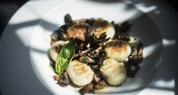 Recipe: Parmesan gnocchi with burnt garlic sage butter