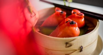 Shrimp dumpling soup, dimsums, baked chicken puff and more: Chinese New Year celebrations in Mumbai